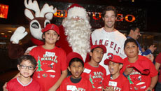 Angels Baseball Foundation Children's Hospital Party at ESPN Zone
