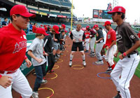 Angels RBI Youth Baseball Camp