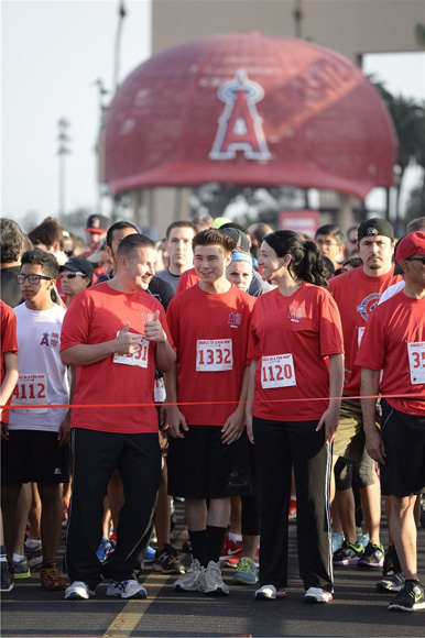 Angels 5K & 1 Mile Family Fun Run/Walk