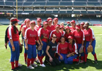 Angels RBI Youth Softball Camp