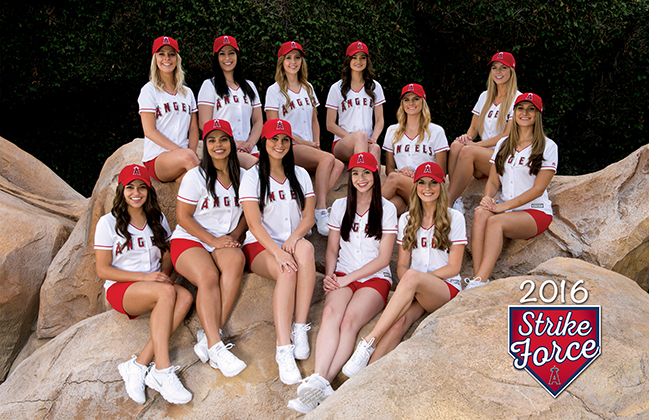 2016 Angels Strike Force