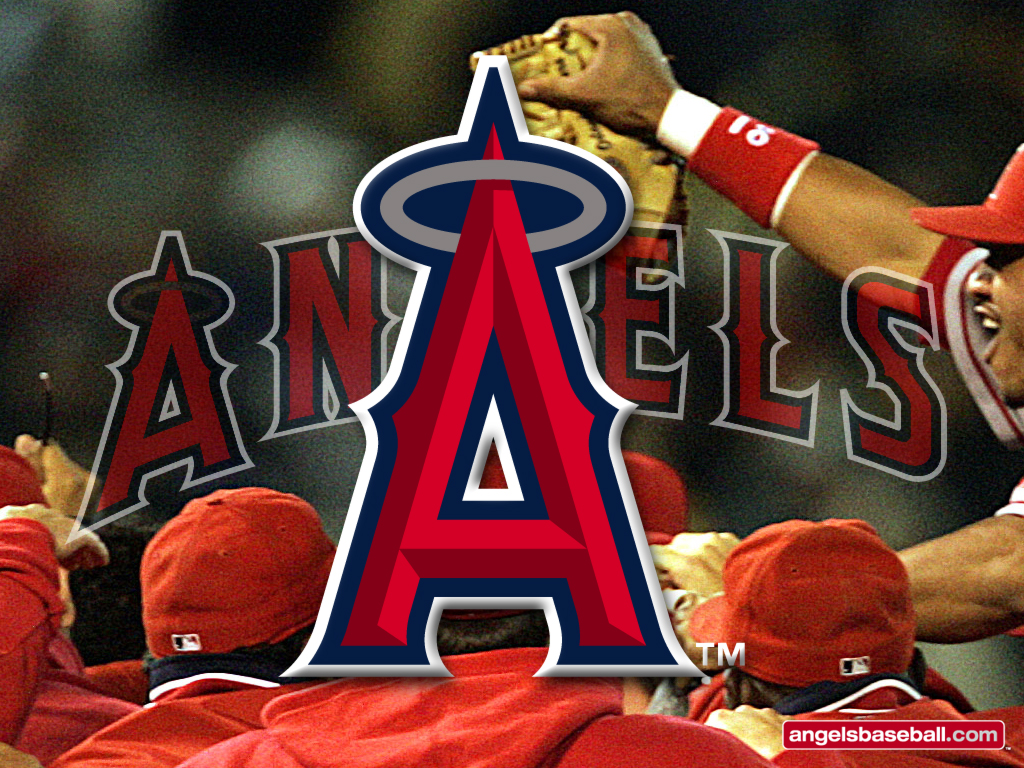 Angels+baseball+logo