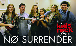 Kids Rock Free: No Surrender