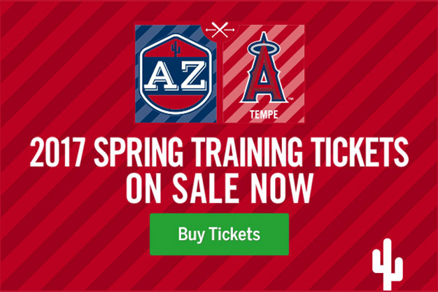 Angels Spring Training Tickets