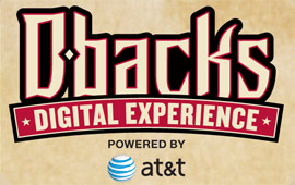 D-backs Digital Experience powered by AT&T