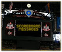 Scoreboard Messages