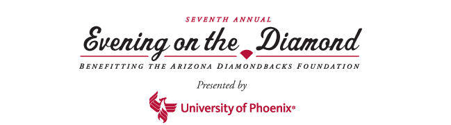Seventh Annual Evening on the Diamond presented by University of Phoenix