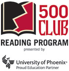 500 Club Reading Program
