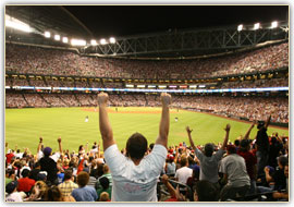 Chase Field ballpark tours