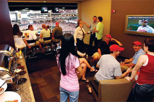 D-backs Suite Partner Options