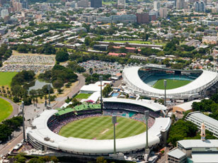 Sydney Cricket Ground in Sydney, Australia