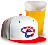 Beer and Snapback Hat