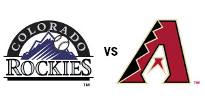 Rockies vs. D-backs