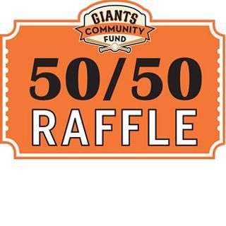 Giants 50-50 Raffle