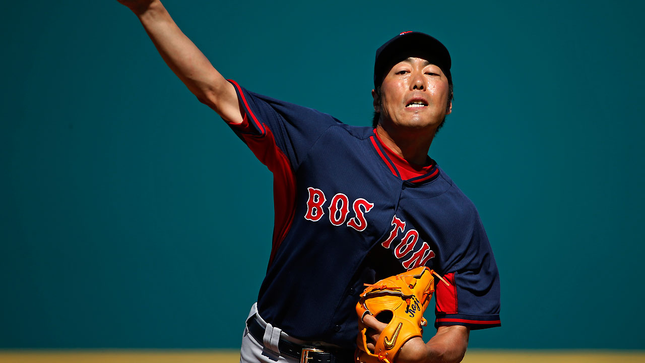 Uehara makes spring debut with pristine results