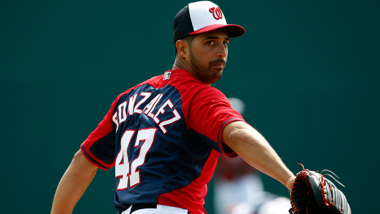 Gio feeling strong after outing against Mets