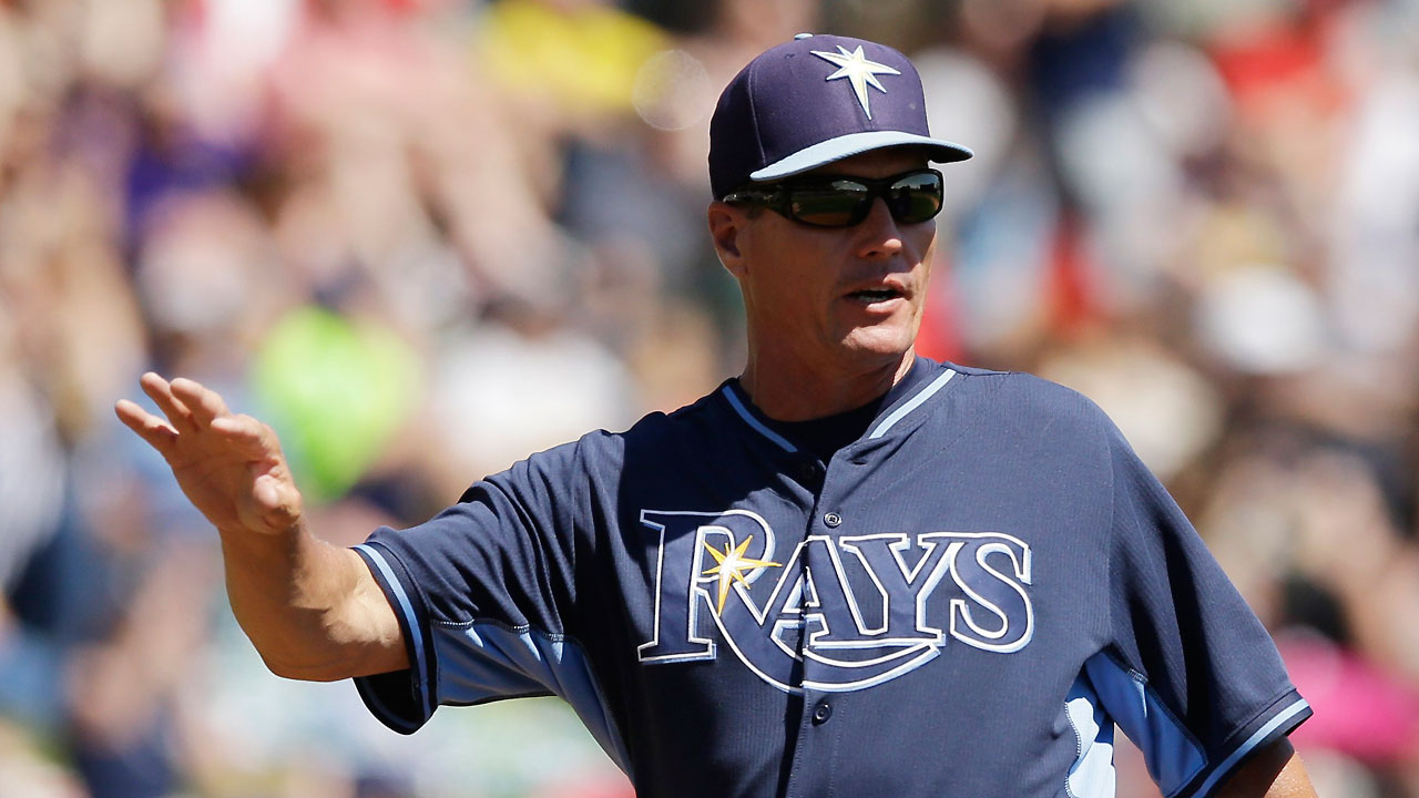 Rays pitchers already getting hitting refresher
