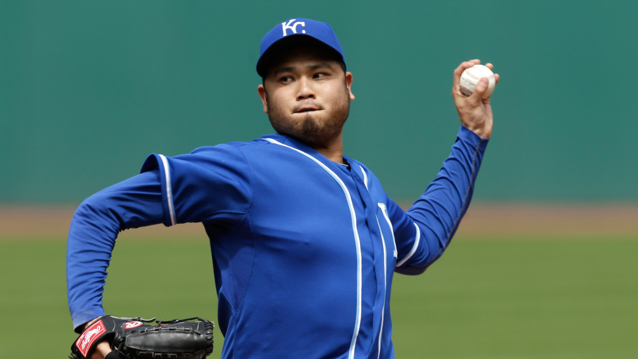 Royals' Chen strikes out 11 in Triple-A rehab start