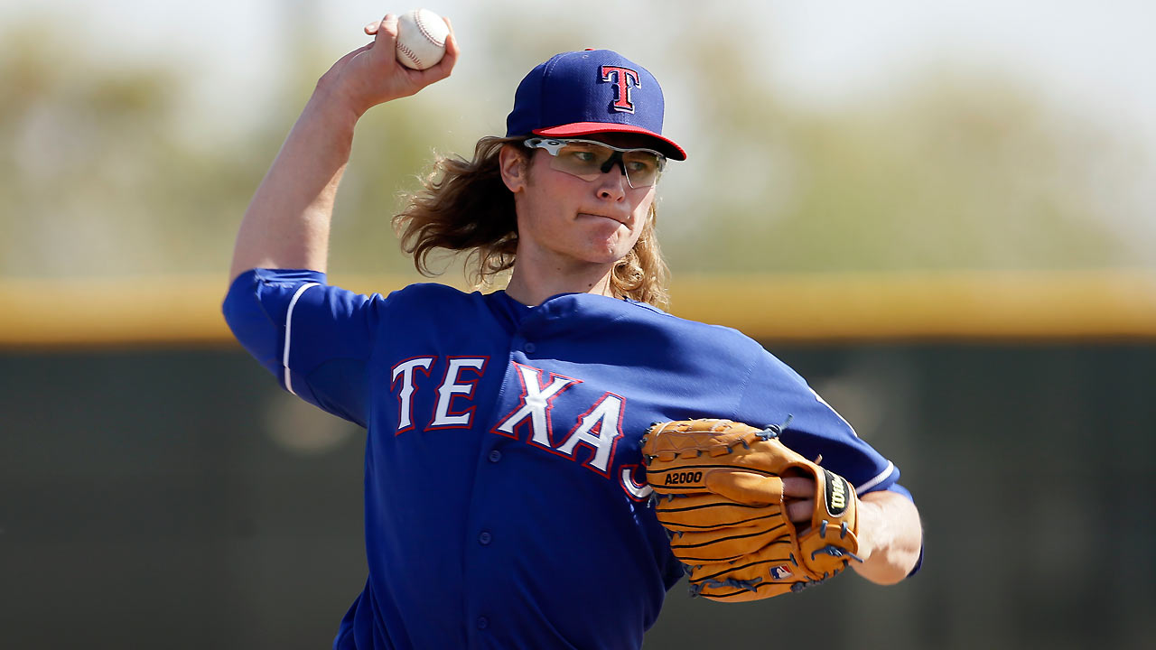 Rangers make Minors 'pen promotions