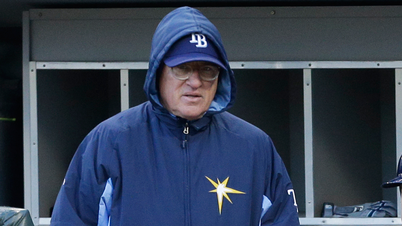 Maddon not daunted by Rays' start to season