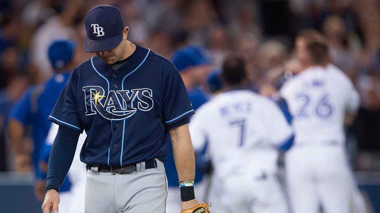 Weekend series could be make or break for Rays