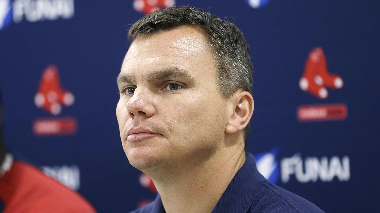 Cherington vows Red Sox will return to winning ways