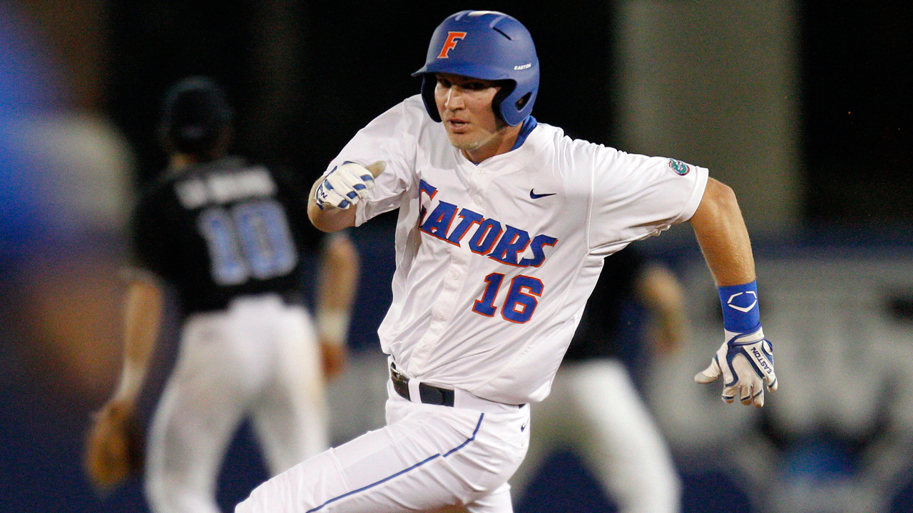 Florida pitcher Shafer drafted by Blue Jays in Round 8