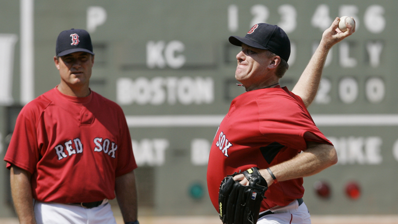 Farrell hopes Schilling's diagnosis is wake-up call