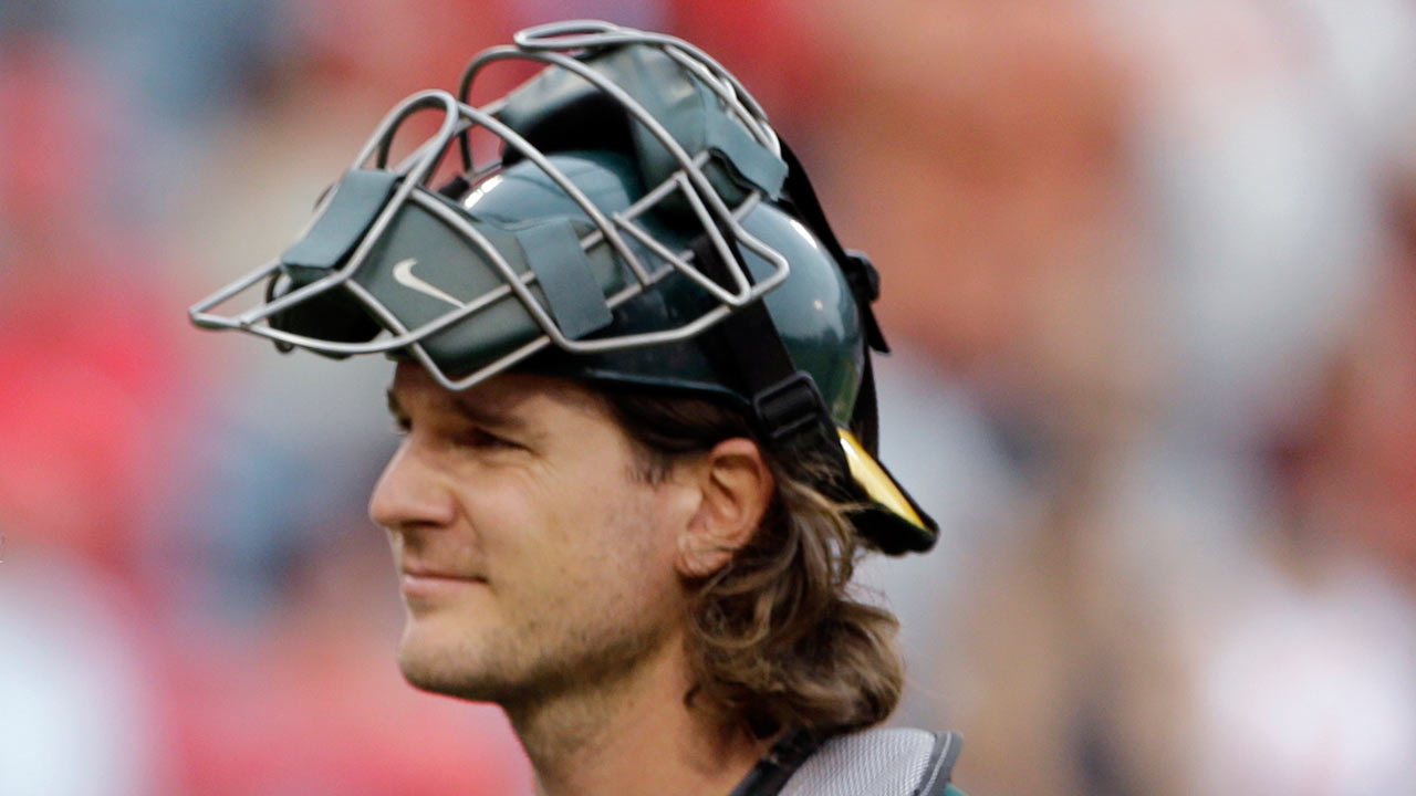 Jaso embraces new mask for peace of mind