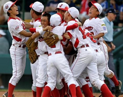 Pequeñas Ligas: Japón se corona y México es 3ro