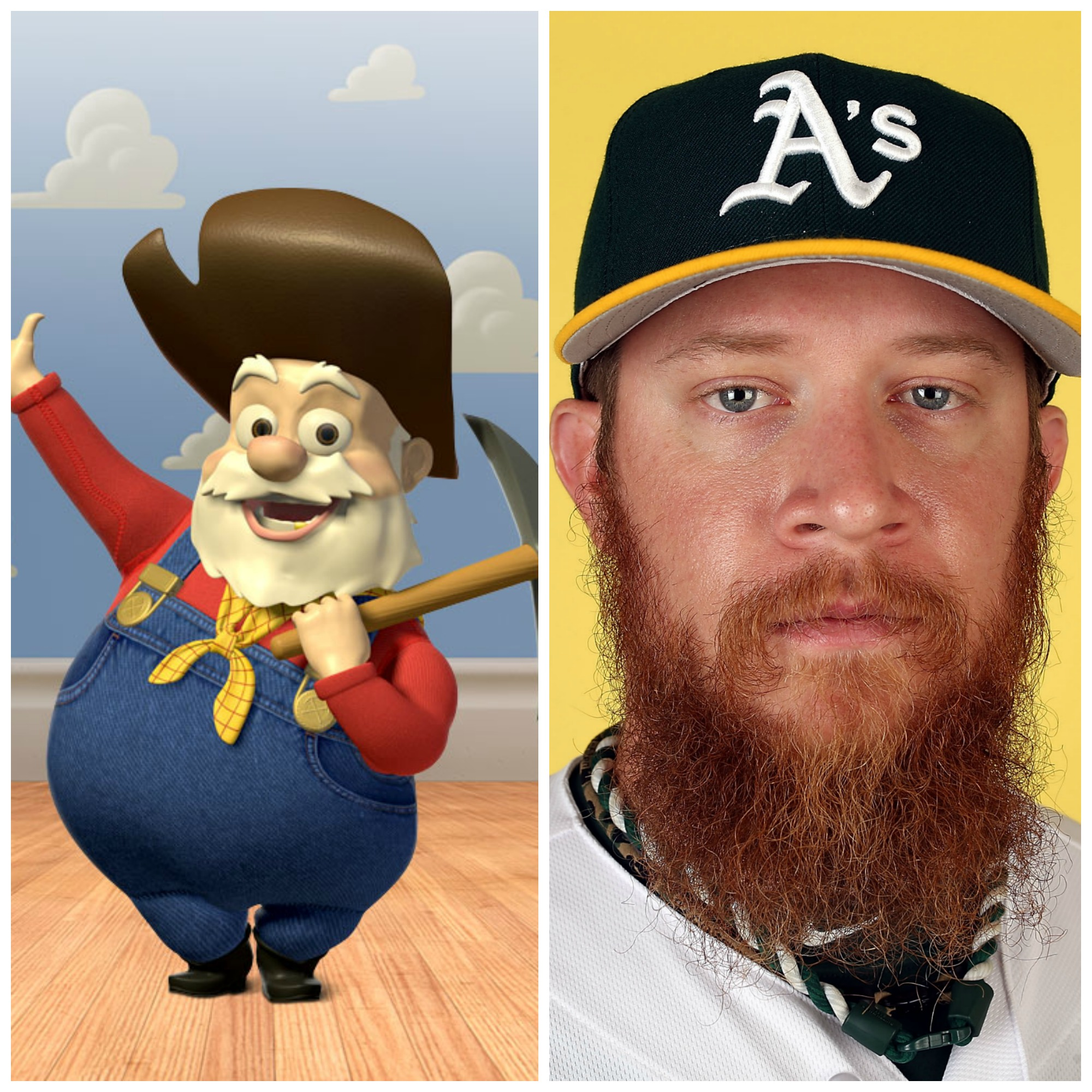 Stinky Pete and Doolittle