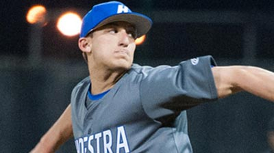 Padres take Hofstra righty Verbitsky with 86th pick