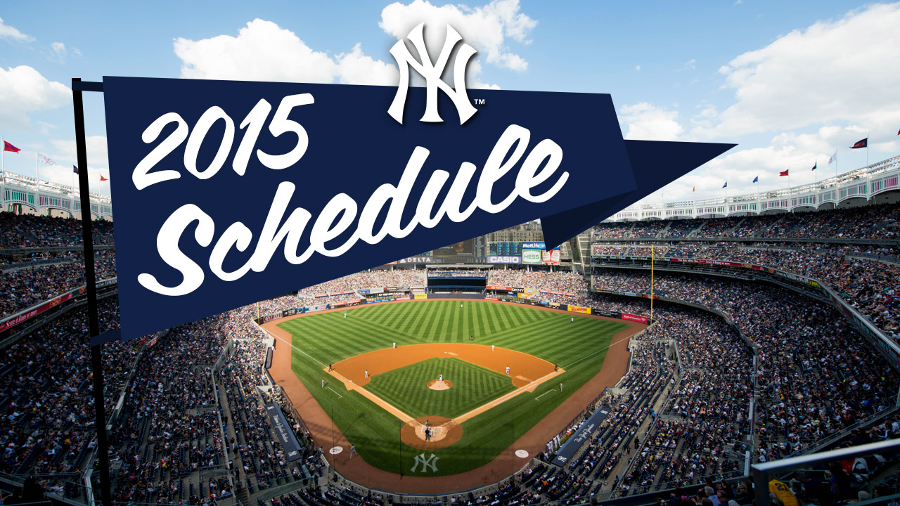 Yankees Spring Training 2015