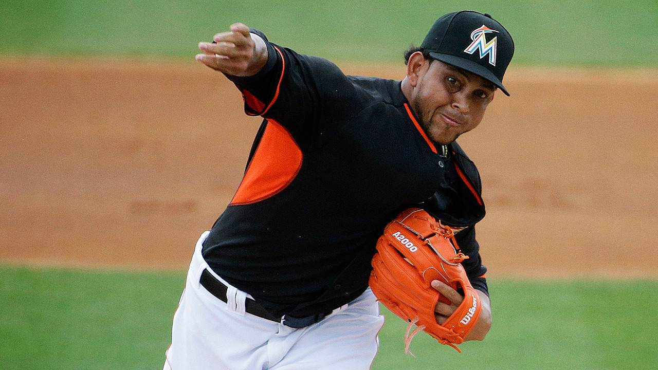 Alvarez turns in solid outing against Nationals