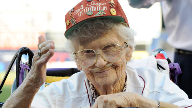 All-American Girls Baseball star dies at 88