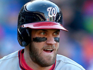 National League: Bryce Harper