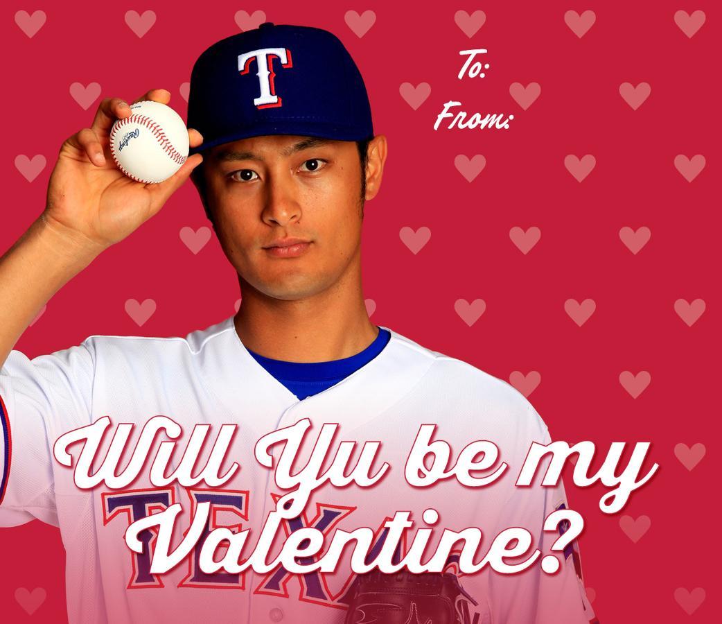 mlb themed valentines for your major league feelings mlb com