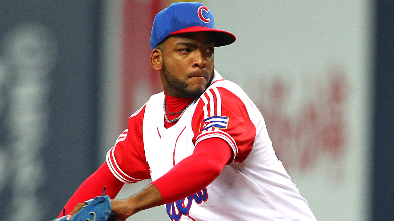 Padres linked to Cuban free agent Despaigne
