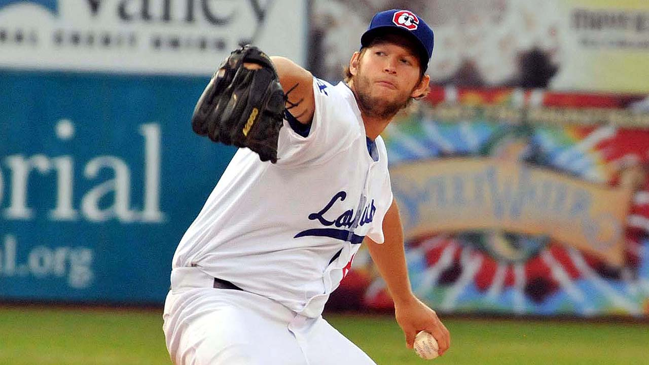 Kershaw whiffs nine in second rehab start
