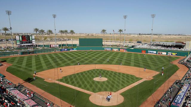 Indians unveil 2014 Spring Training schedule
