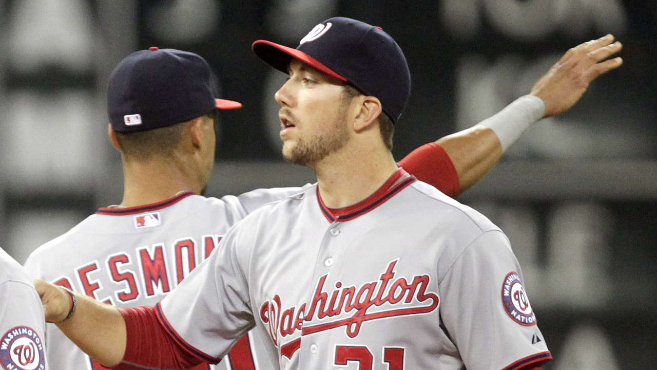 Nationals call up outfield prospect Steven Souza Jr ...