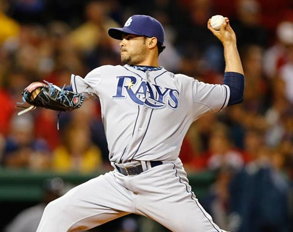 Alexander Torres crece a pasos agigantados en Rays