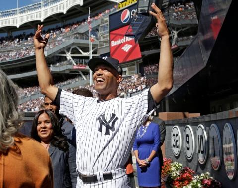 Girardi: Rivera es el mejor pitcher que he atrapado