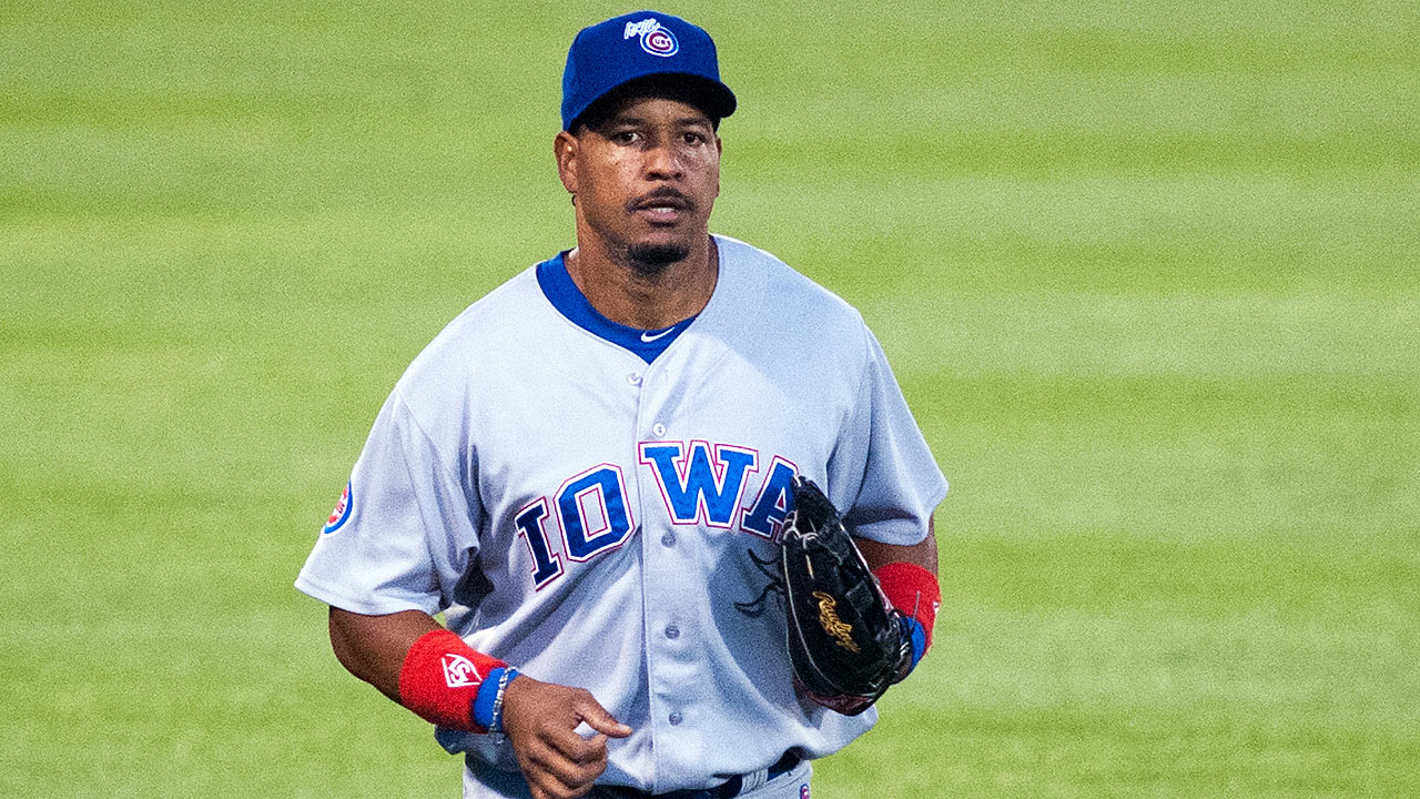 Manny settling into part-time role at Triple-A Iowa