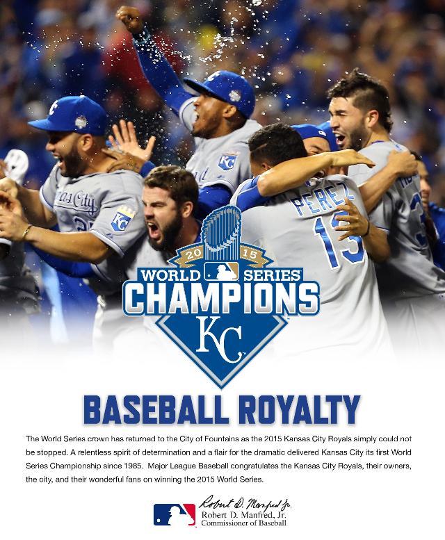 Royals ad