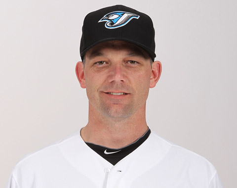 Hentgen será coach del bullpen de Toronto