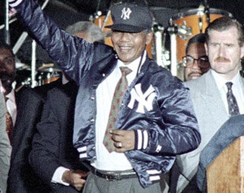 Mandela será homenajeado en el Yankee Stadium