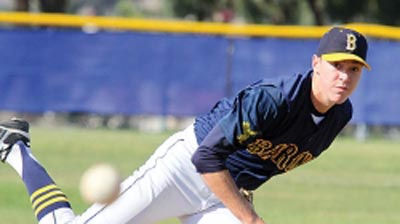 White Sox select high school righty Ball in 11th round