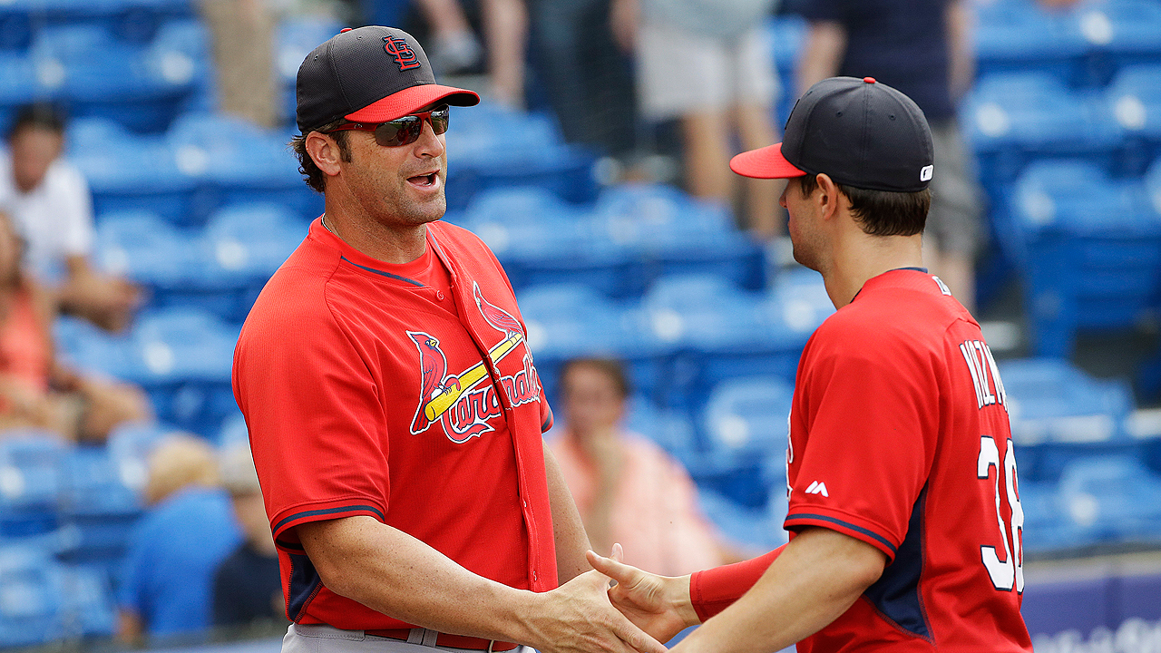 Cardinals trying to get handle on replay