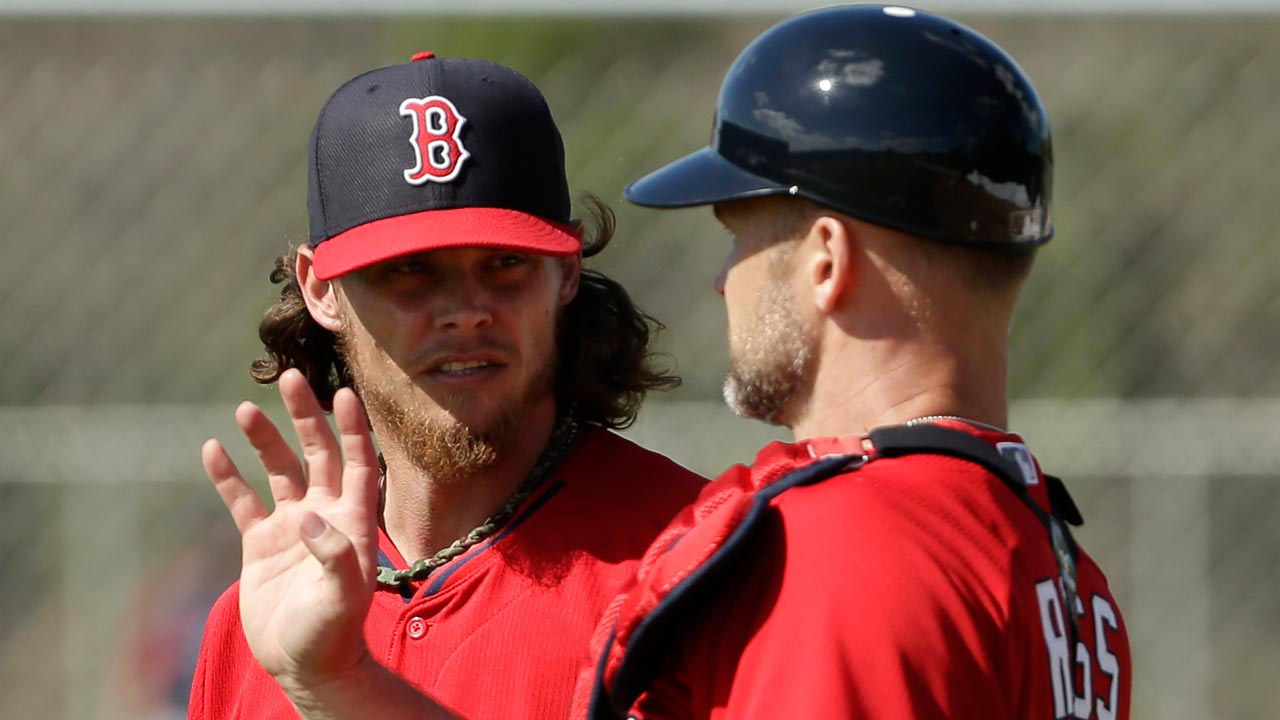 Ross' value to Red Sox goes beyond numbers